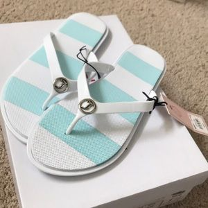 Juicy couture flip flop